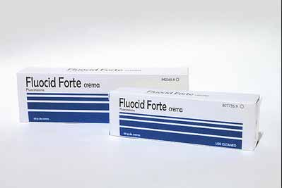 FLUOCID Forte psoriasis